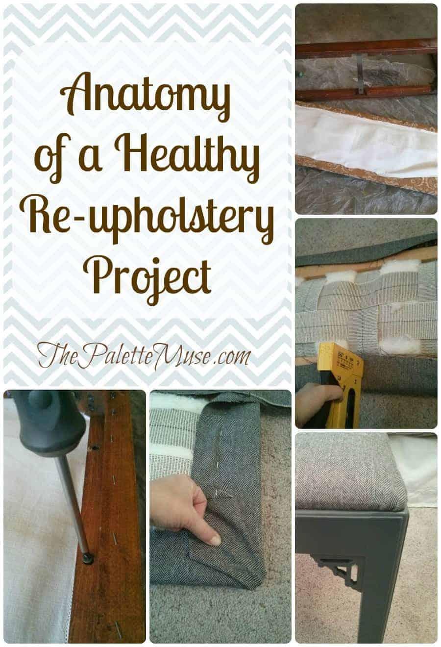 DIY Re-upholstery