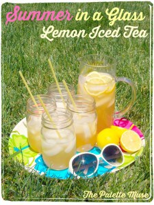 Perfect Iced Tea Recipe
