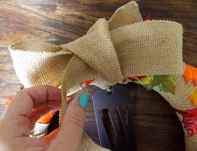 Tie on Embellishments
