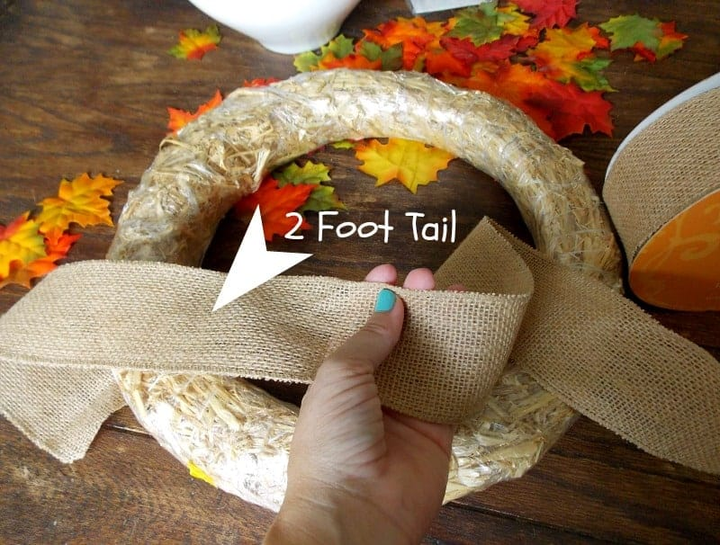 Two Foot Tail