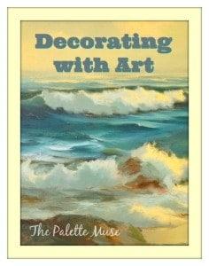 Decorating with Art - An Insider Secret