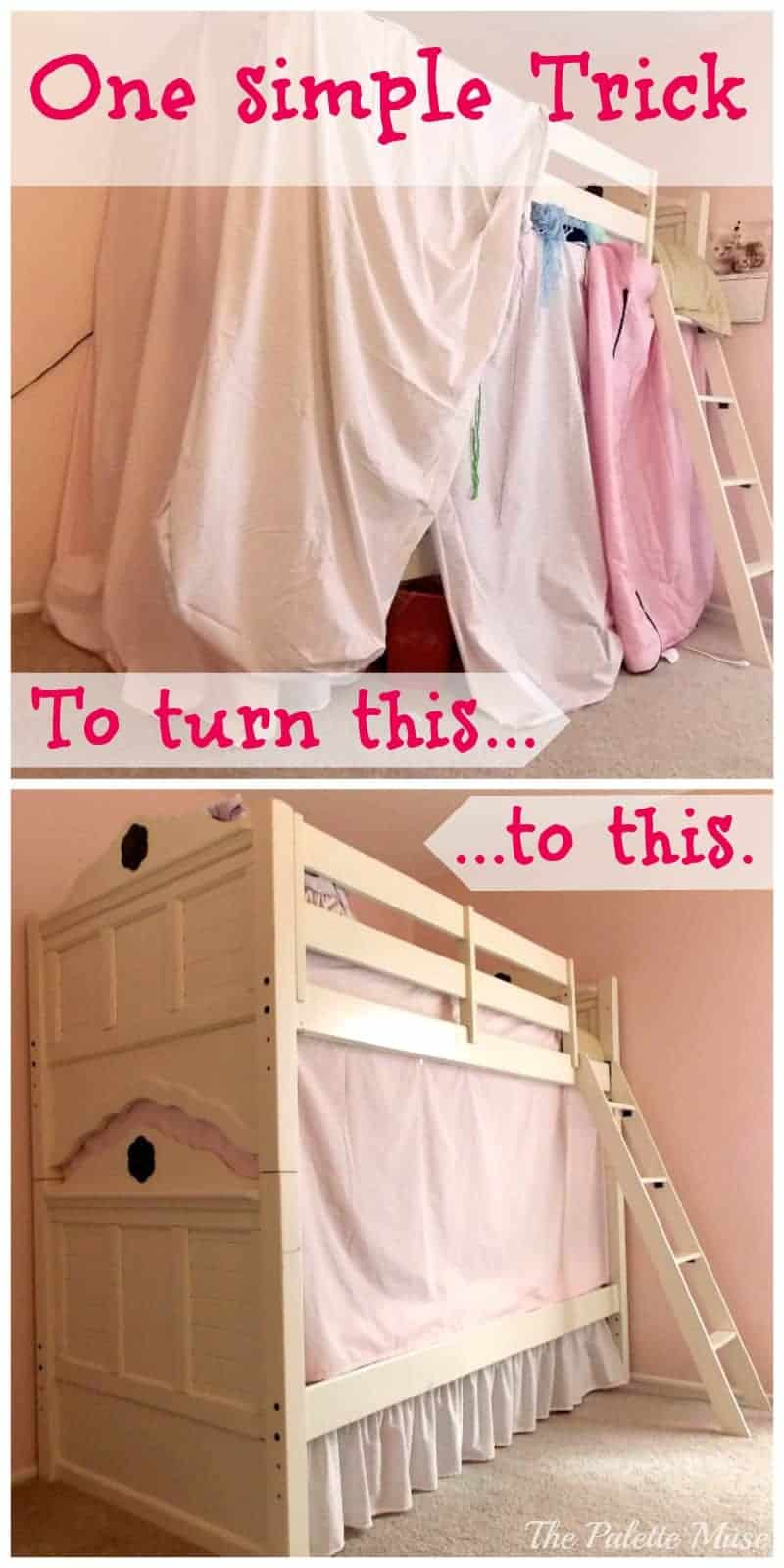 Making Toddler Bed Sheets