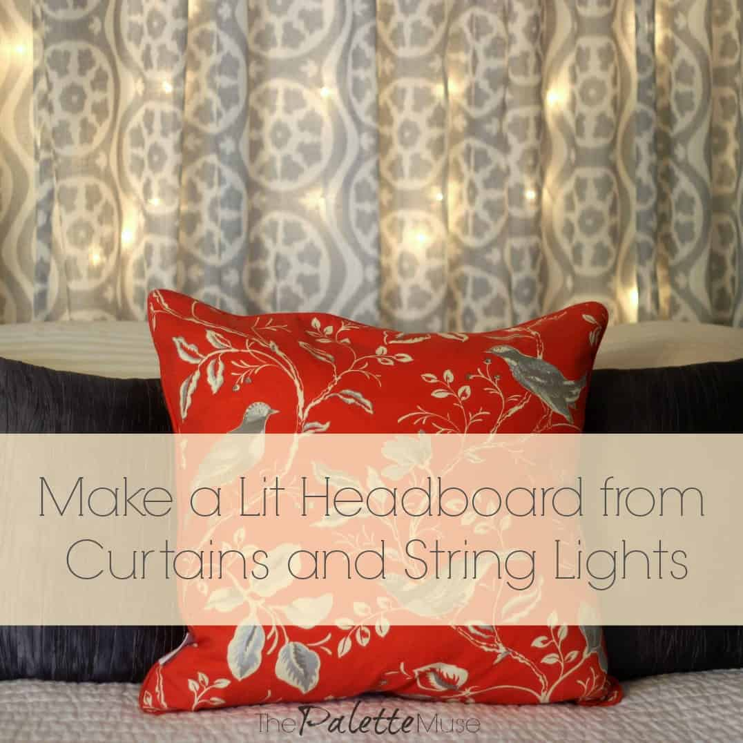 Dreamy Light Up Headboard The Palette Muse