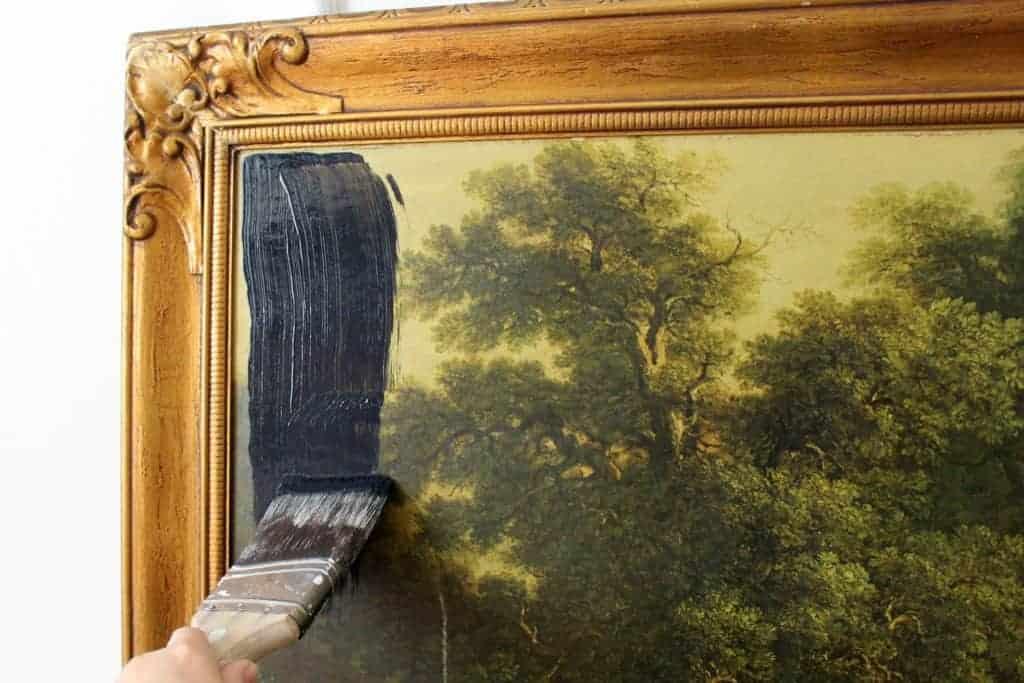 Brushing-Paint