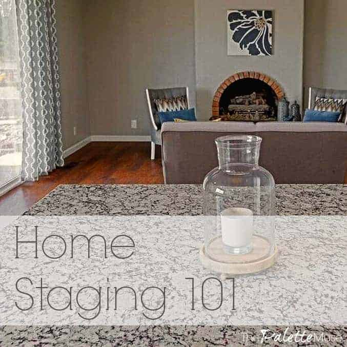 Home Staging 101 - how to stage your home to sell it more quickly and for more money