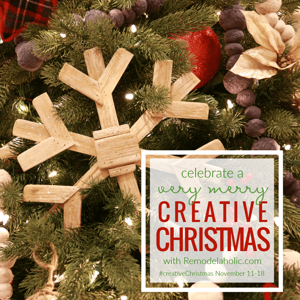 Celebrate a very merry Creative Christmas