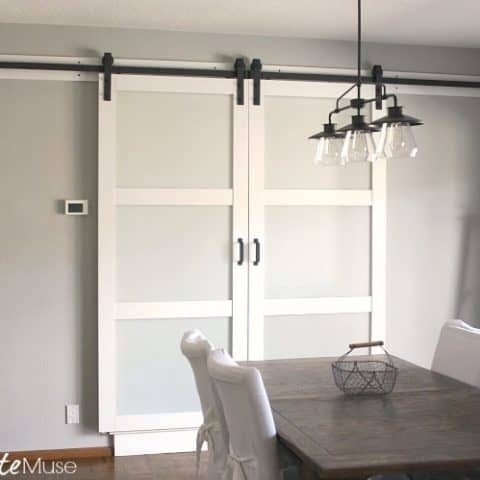 Tips for Hanging Double Barn Doors