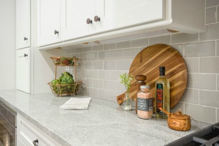 Vacation Rental Hosting starts with setting the stage for a cozy home, like this clean and functional kitchen.