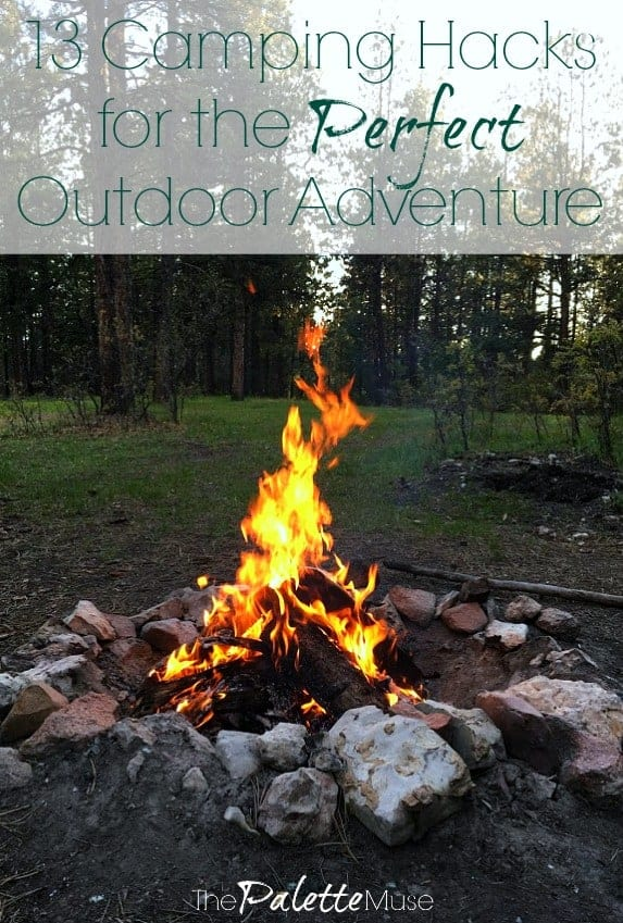 13 Camping Hacks for the Perfect Outdoor Adventure