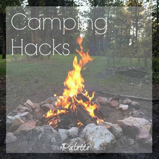 Camping hacks you need to try on your next trip!