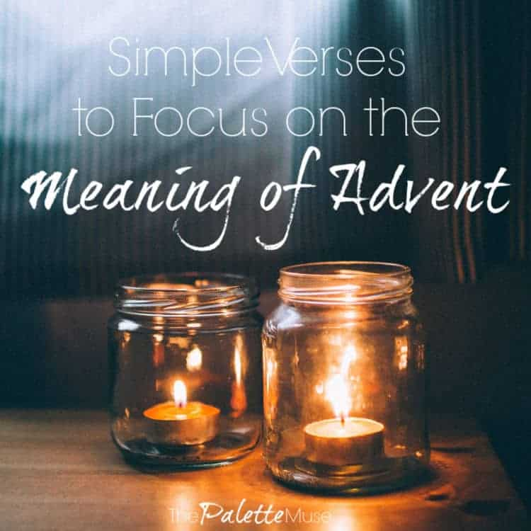 Printable Bible Verses for Advent Calendars