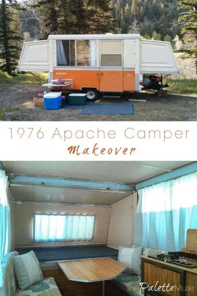 1976 Apache Camper Makeover
