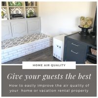 Give your guests the best air quality
