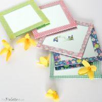 Mini Flower Press Pieces