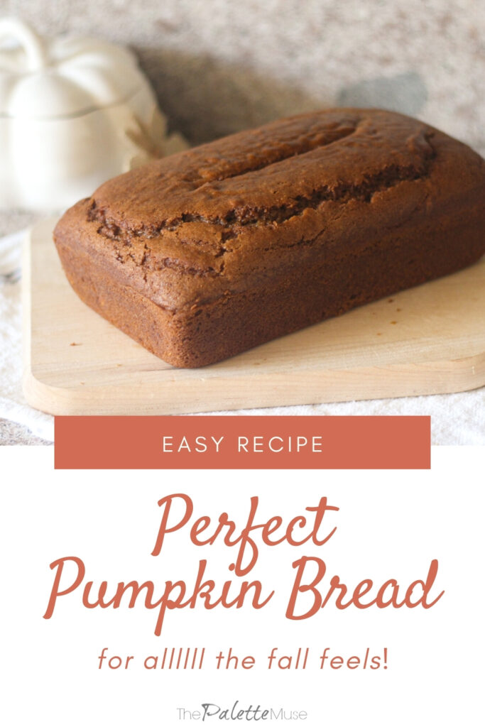 Easy recipe: Perfect pumpkin bread for all the fall feels